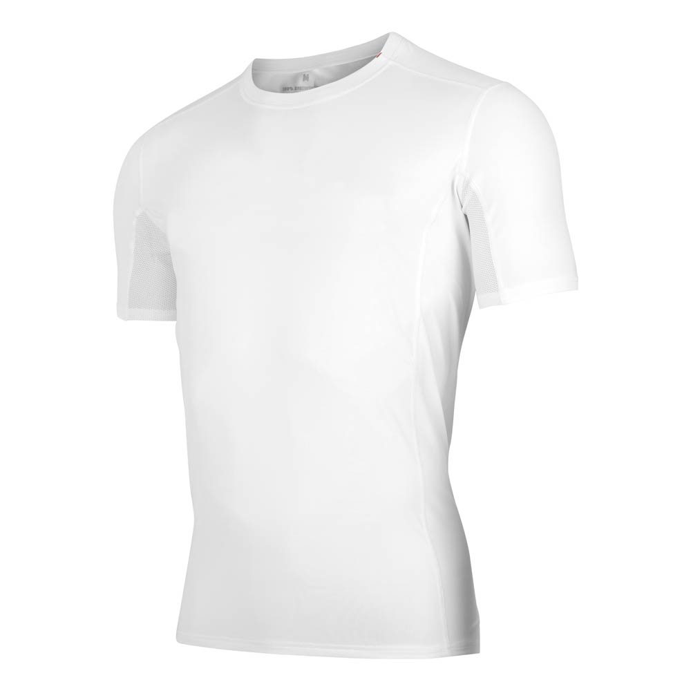 Fusion Men's SLi Technical Run T-Shirt HC with Logo