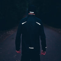 Fusion S1 Shell Mens Running Jacket_Action