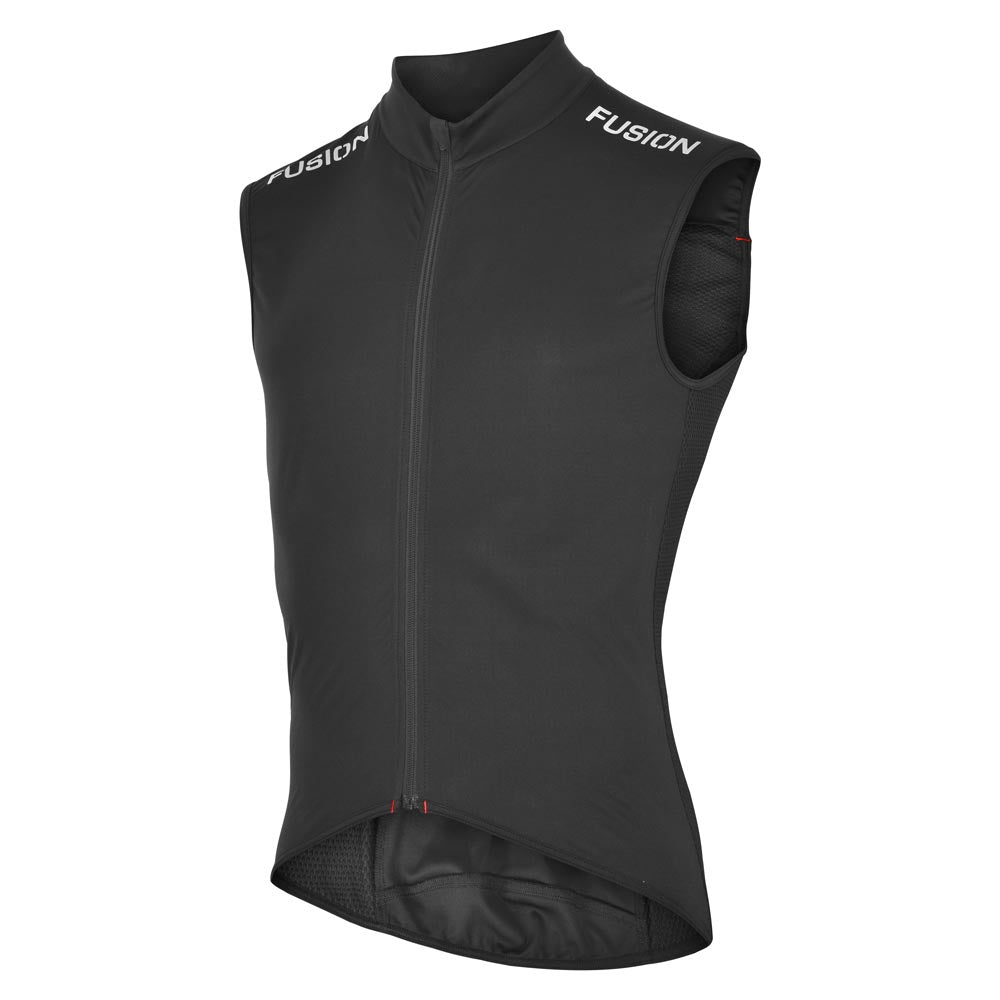 Fusion SLi Cycle Vest_Colour: Black
