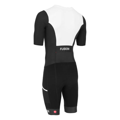 Fusion SLi (SuperLight) Speed Suit_sleeved tri suit_back