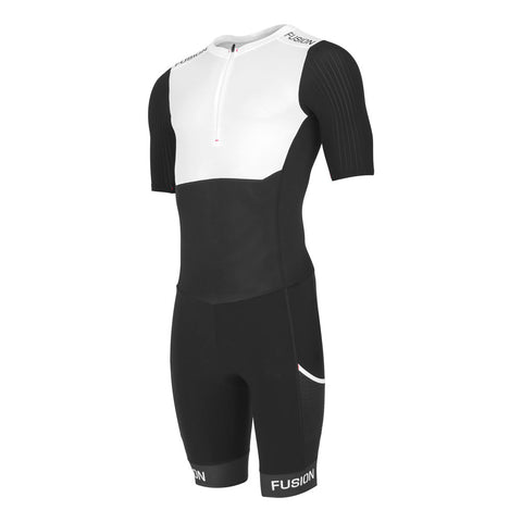 Fusion SLi (SuperLight) Speed Suit_sleeved tri suit_front