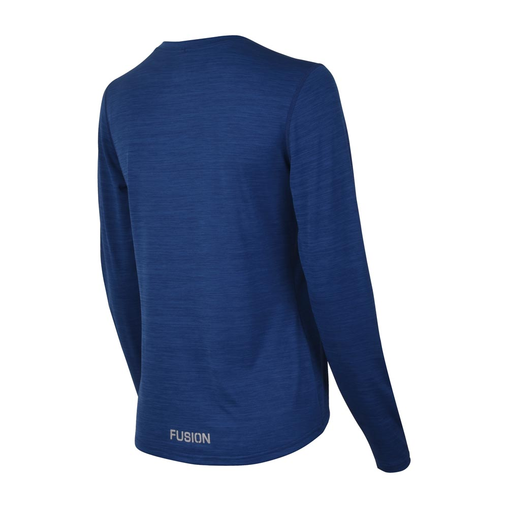 Fusion Womens C3 Training LS T-Shirt_Colour: Night