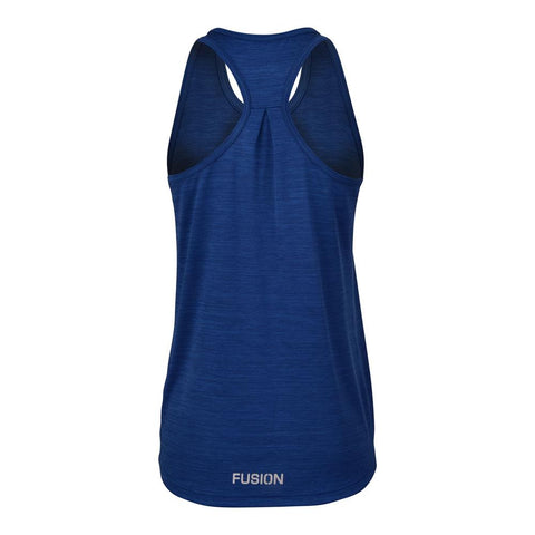Fusion Womens C3 Singlet Training Racer Back_Colour: Night