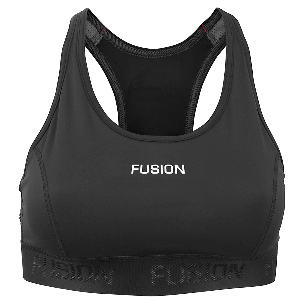 Fusion Womens Top_Colour: Black