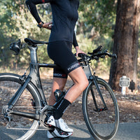 Fusion Women's C3 Bib Shorts_Cycling_Action