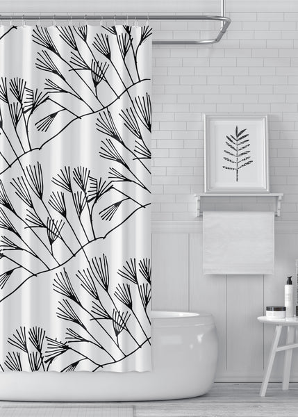 Beachgrass Designer Shower Curtain