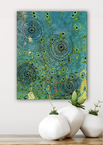Boobees Abstract Art by Sheree Burlington