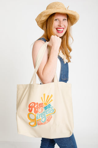 tote bag for gingers