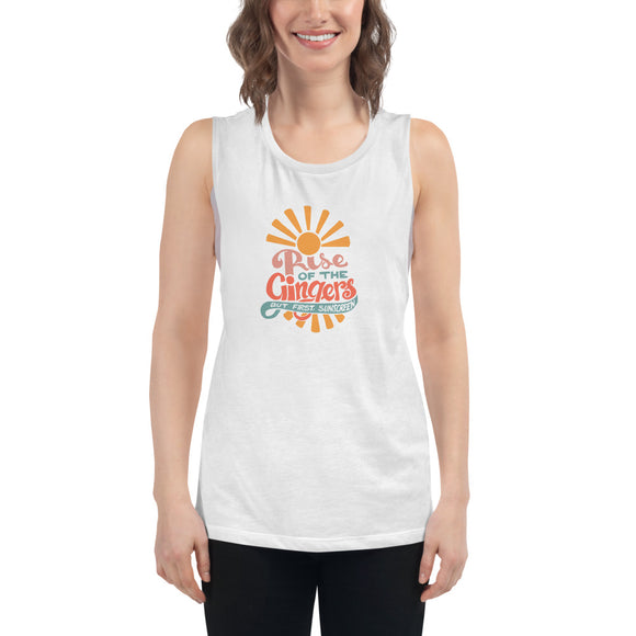Rise of the Gingers, Ladies' Muscle Tank