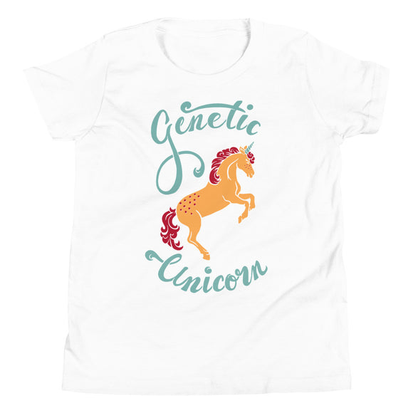 Youth Genetic Unicorn Short Sleeve T-Shirt