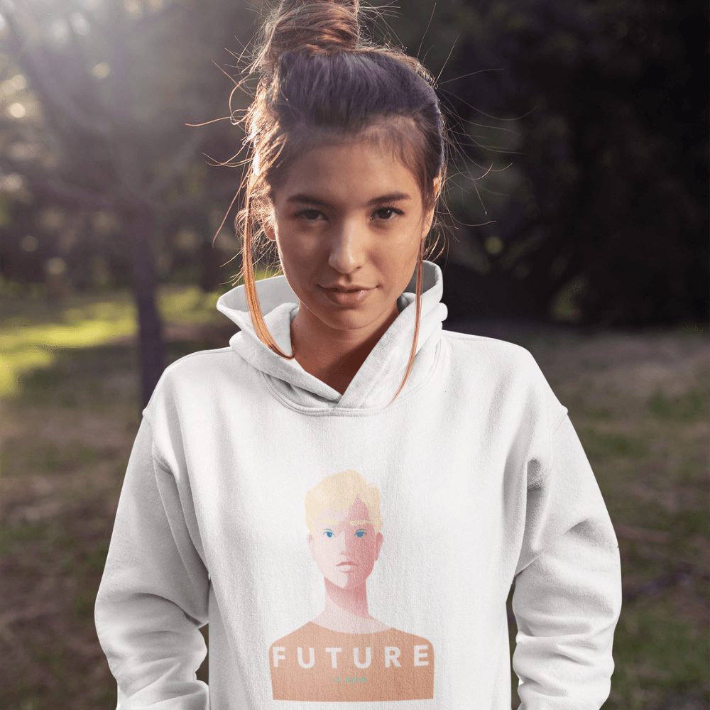 Hoodie Féministe <br> Future is Now #6