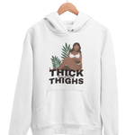 Hoodie Féministe <br> Thicks Thighs Save Lives