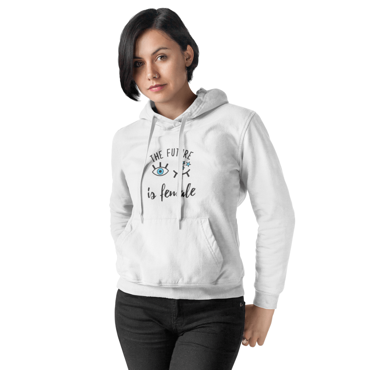 Hoodie Féministe <br> The Future Is Female