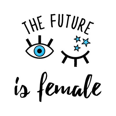 Mug Féministe <br> The Future Is Female