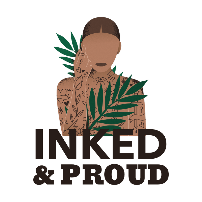 Gourde Féministe <br> Inked & Proud