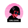 T-shirt Féministe <br> Girl Gang #1