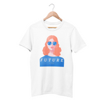 T-shirt Féministe <br> Future is Now #3