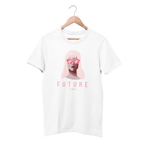 T-shirt Féministe <br> Future is Now #1