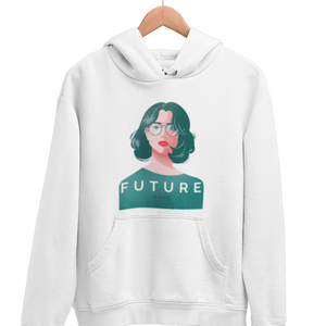 Hoodie Féministe <br> Future is Now #5