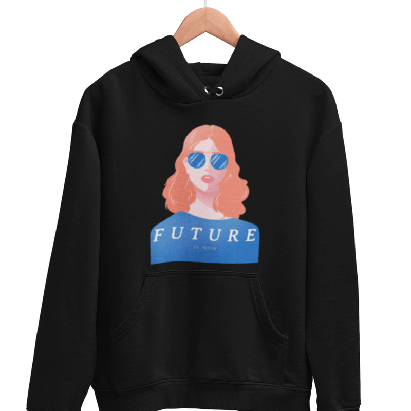 Hoodie Féministe <br> Future is Now #3