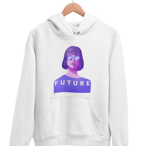 Hoodie Féministe <br> Future is Now #2