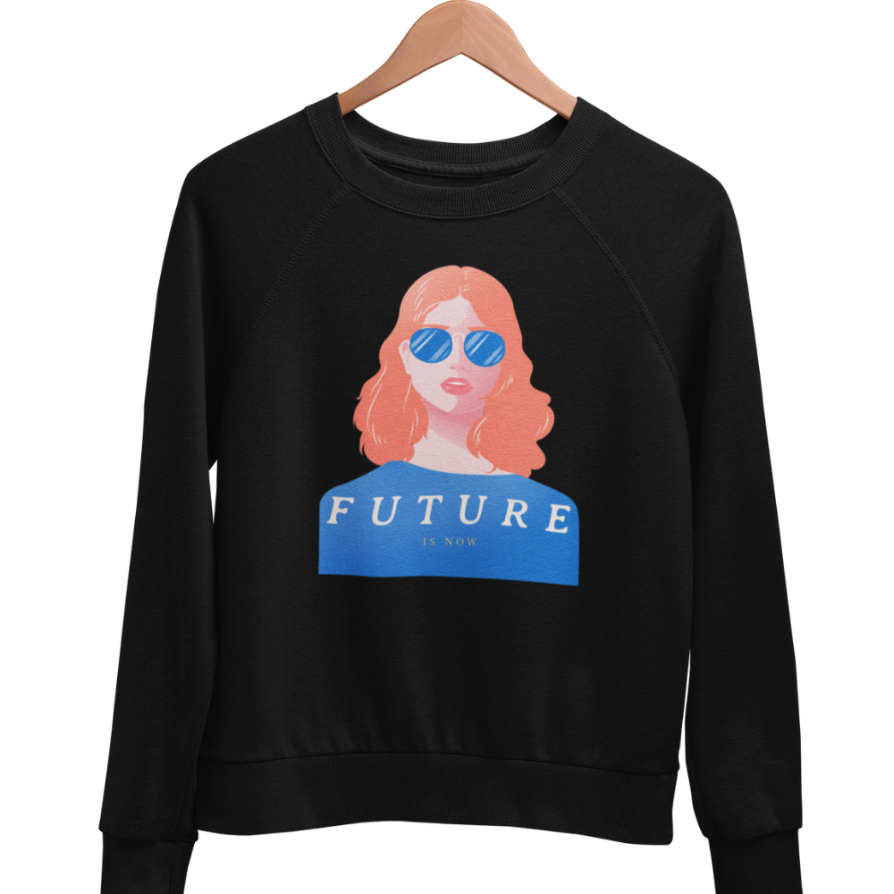 Sweat Féministe <br> Future is Now #3