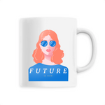 Mug Féministe <br> Future is Now #3