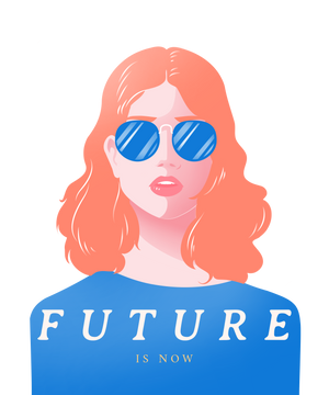 Gourde Féministe <br> Future is Now #3