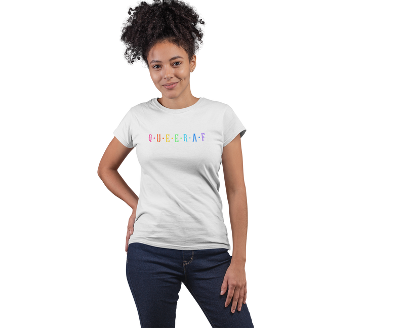 T-shirt Féministe <br> QUEERAF