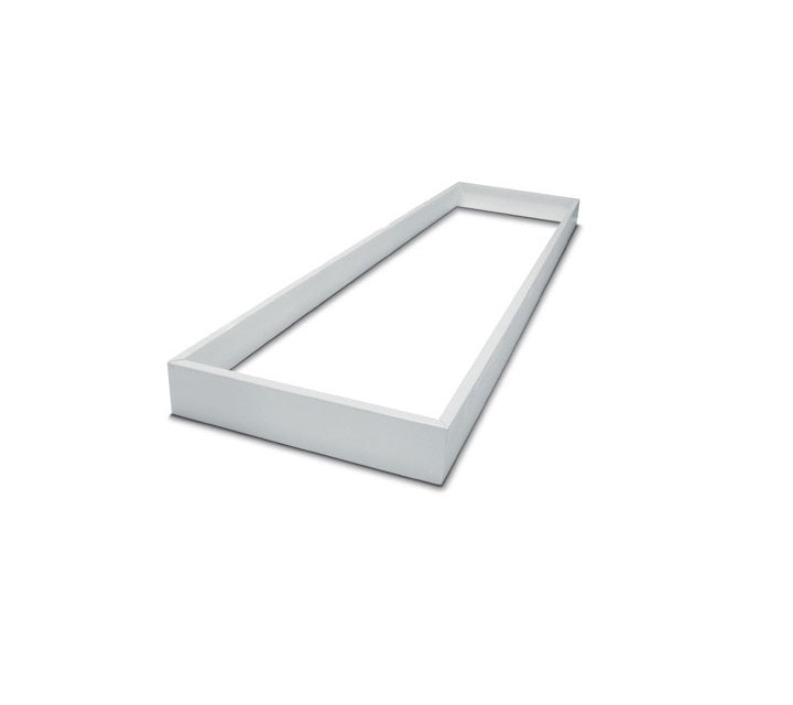 3A LED Panel 1200x300 Surface Mounted Panel Frame