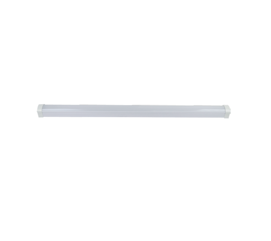 TRADELIKE 40W LED Diffused Batten Light 4FT CCT