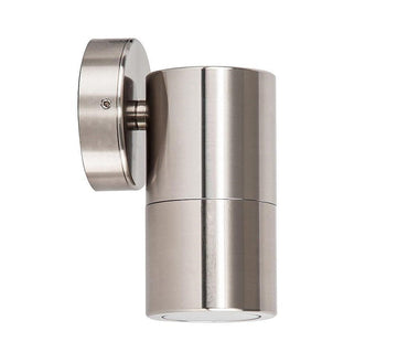 3A Fixed Down Wall Light Titanium