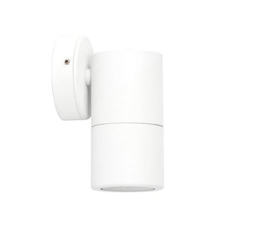 3A Fixed Down Wall Light White