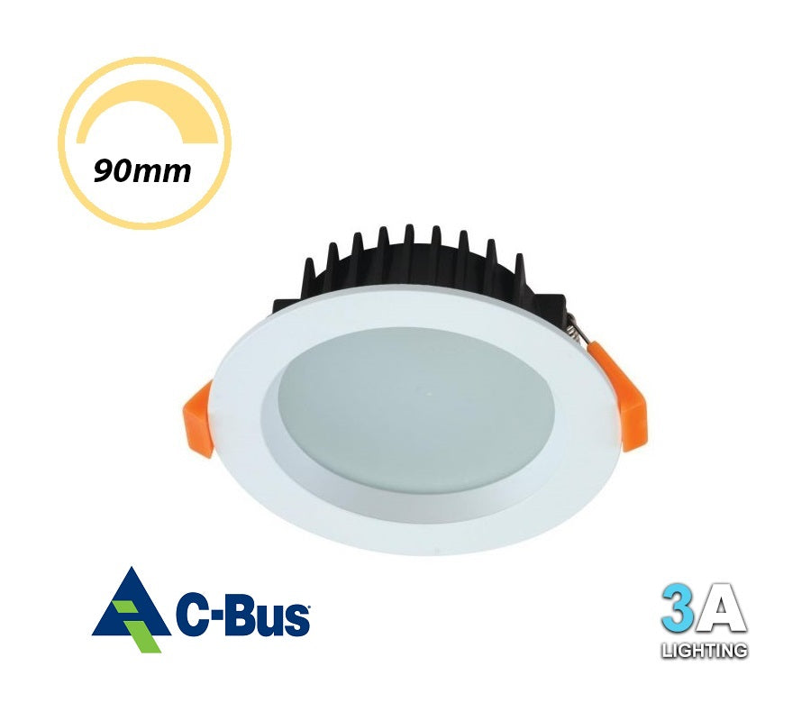 3A 12W LED Dimmable Downlight CCT Recessed White Samsung Chip