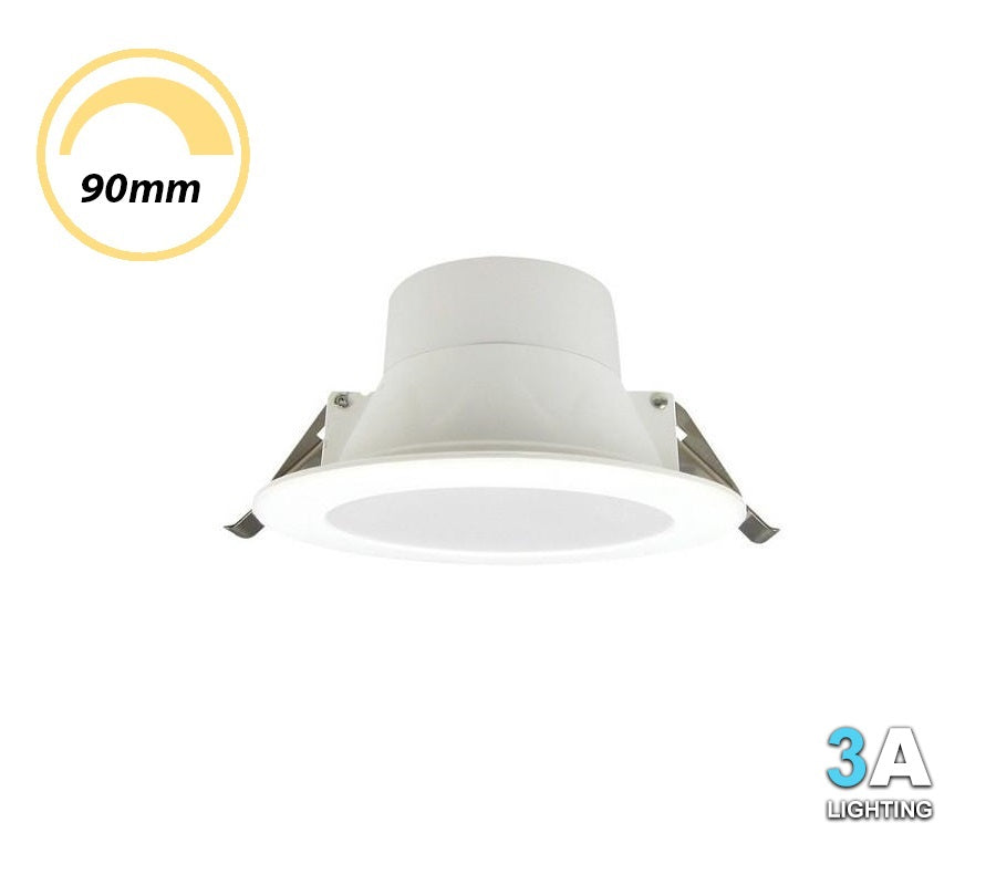 3A 10W LED Dimmable Downlight CCT DL10W3CCT