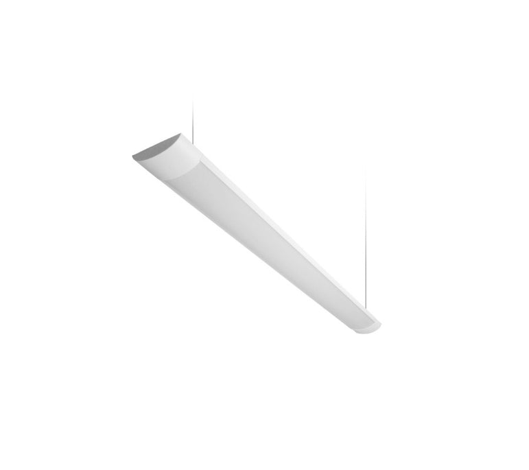 3A 40W LED Slim Batten Light 4FT 5000K