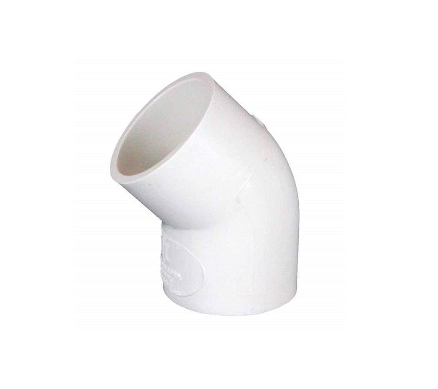 PVC Pressure Pipe 45° Elbow