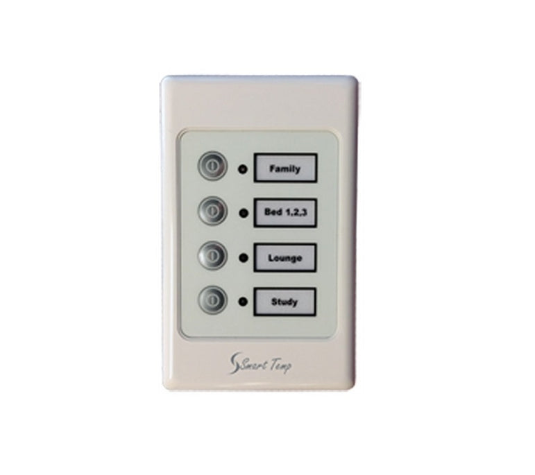 4 Zone 24V Touch Pad