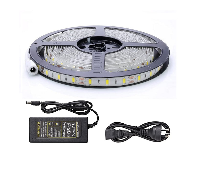3A 12V 5M LED Strip Kit IP64