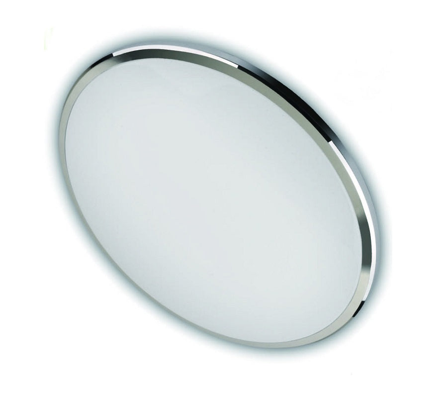 PHL Vesta Chrome 18W LED Oyster Light CCT