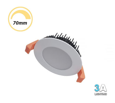 3A 10W LED Dimmable Downlight Samsung Chip