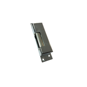 Super Cheap Chrome Surface Mount Electric Door Strike