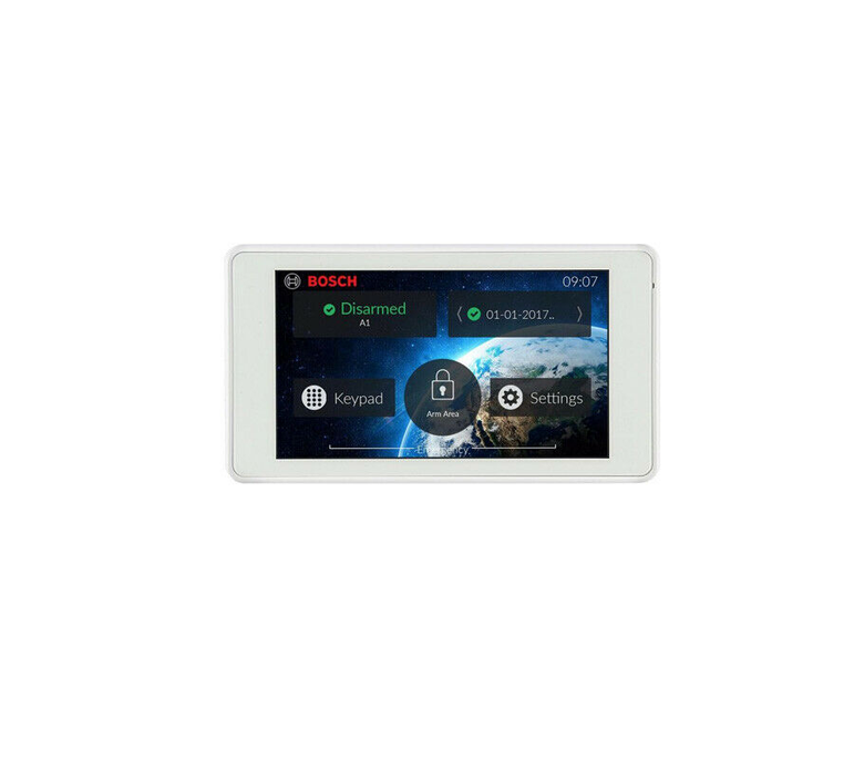 "BOSCH 5"" Touch Screen Code Pad"
