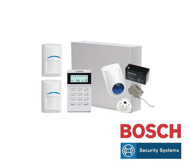 BOSCH 2000 Series Alarm Kit With Code Pad & 2 PIR Sensor
