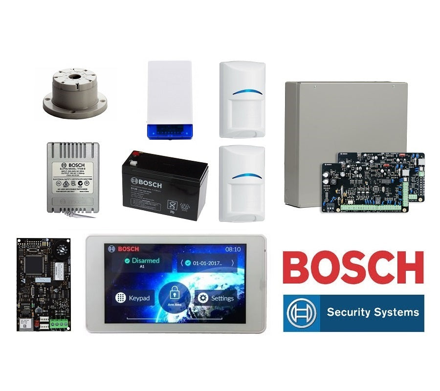 BOSCH 3000 Series Alarm Kit 5