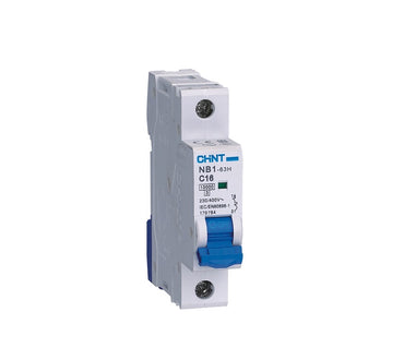 CHINT 1 Pole MCB Circuit Breaker 4.5kA