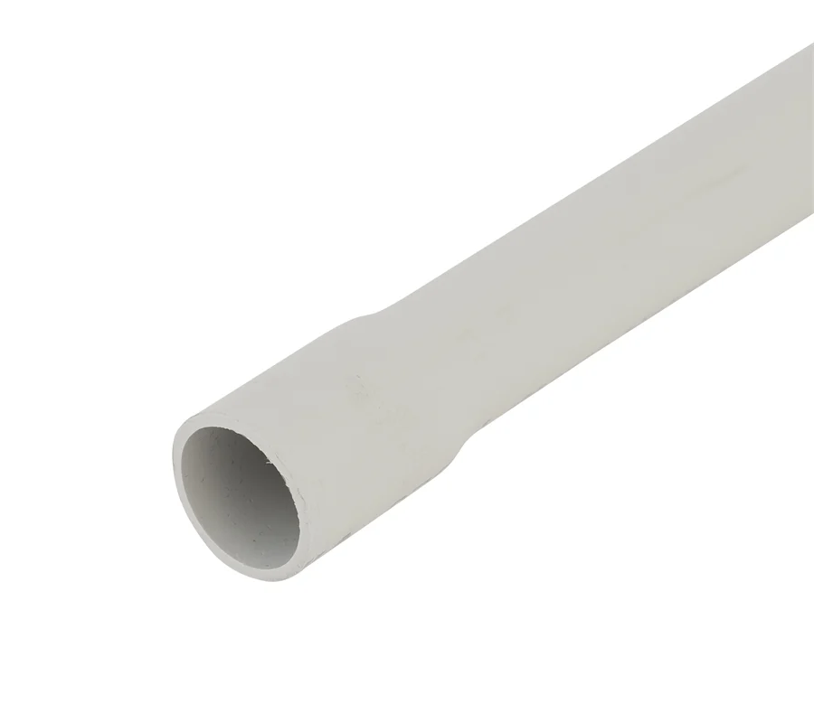 Grey Medium Duty Rigid Conduit
