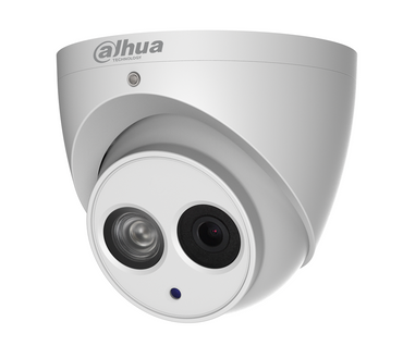 DaHua 8MP Outdoor Turret Camera White (IP)
