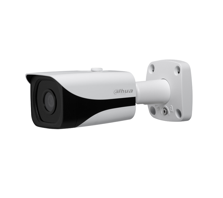 DaHua 8MP Mini Bullet Camera White (IP)
