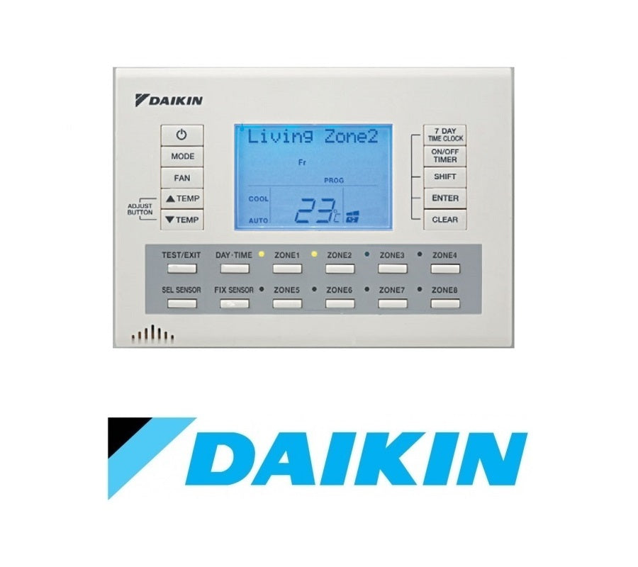 Daikin Ducted Zone Controller